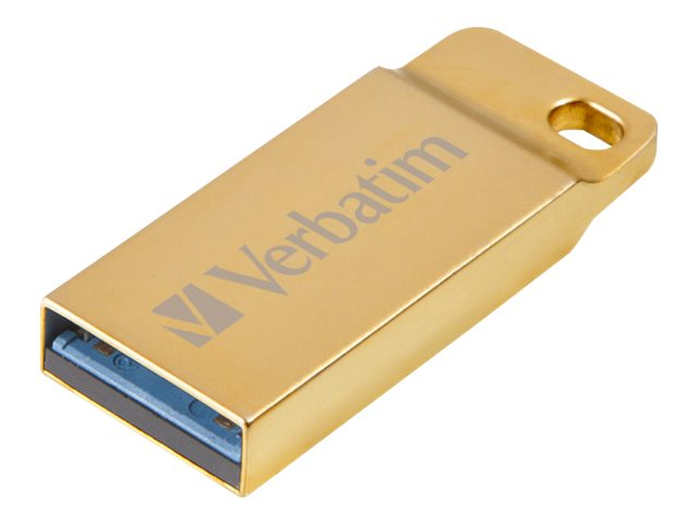 Verbatim Metal Executive - USB flash drive - 32 GB