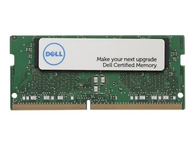 Dell - DDR4 - module - 8 GB - SO-DIMM 260-pin - 2666 MHz / PC4-21300 - unbuffered