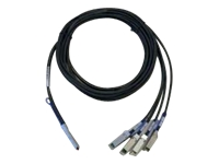 Cisco Direct-Attach Breakout Cable - Netzwerkkabel