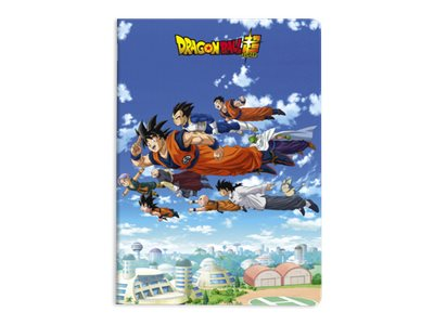 Cahiers Clairefontaine Dragon Ball Super - cahier de notes