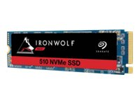 Seagate IronWolf 510 ZP960NM30011 - Solid-State-Disk - 960 GB - intern - M.2 2280 - PCI Express 3.0 x4 (NVMe)