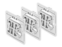 Bosch Smart Home Adapter Jung (J1) - Switch mounting adapter (pack of 3)