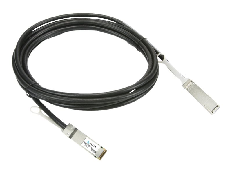 Axiom 40GBase-CR4 direct attach cable - 5 m