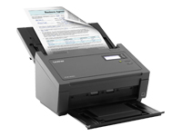 Brother PDS-5000 - Document scanner - Duplex - 218 x 5994 mm - 600 dpi x 600 dpi - up to 60 ppm (mono) / up to 60 ppm (colour) - ADF (100 sheets) - up to 6000 scans per day - USB 3.0