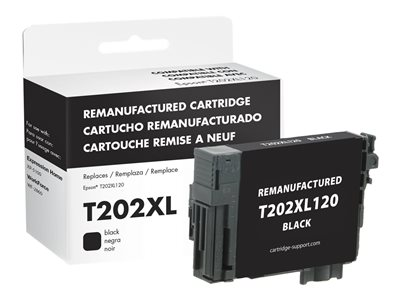 EPC - High Capacity - black - remanufactured - ink cartridge (alternative for: Epson T202XL)