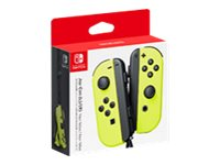 NINTENDO Joy-Con Gul Sort
