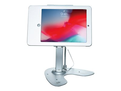 CTA Security Kiosk Stand Mounting kit (anti-theft enclosure, stand base) for tablet (V-base)