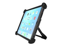 MobileDemand xCase Protective case back cover for tablet rugged silicone rubber, PC/ABS