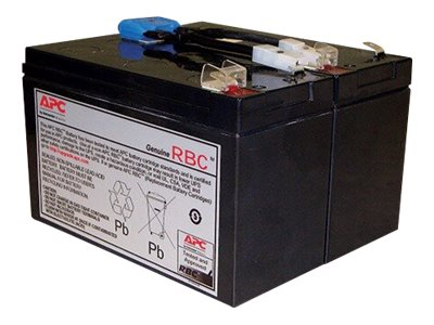 APC Replacement Battery Cartridge #142 - UPS battery - lead acid - 216 Wh