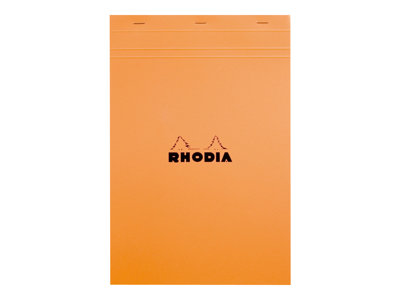 Blocs & Porte blocs RHODIA CLASSIC SMALL OFFICE A4 - Bloc notes - 210 x 318 mm - 80 pages - Petits carreaux - unité ou par 5