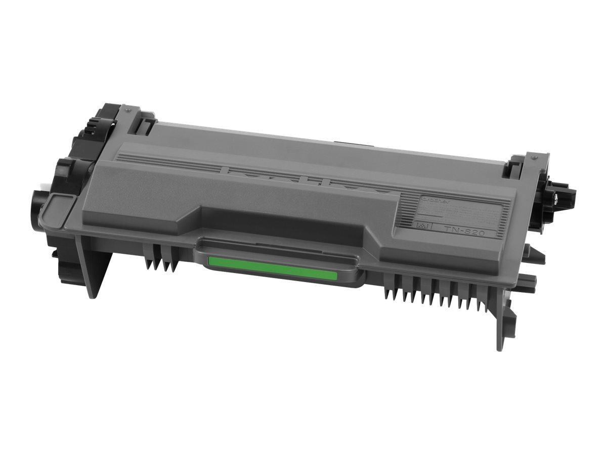 Brother TN-820 - black - original - toner cartridge
