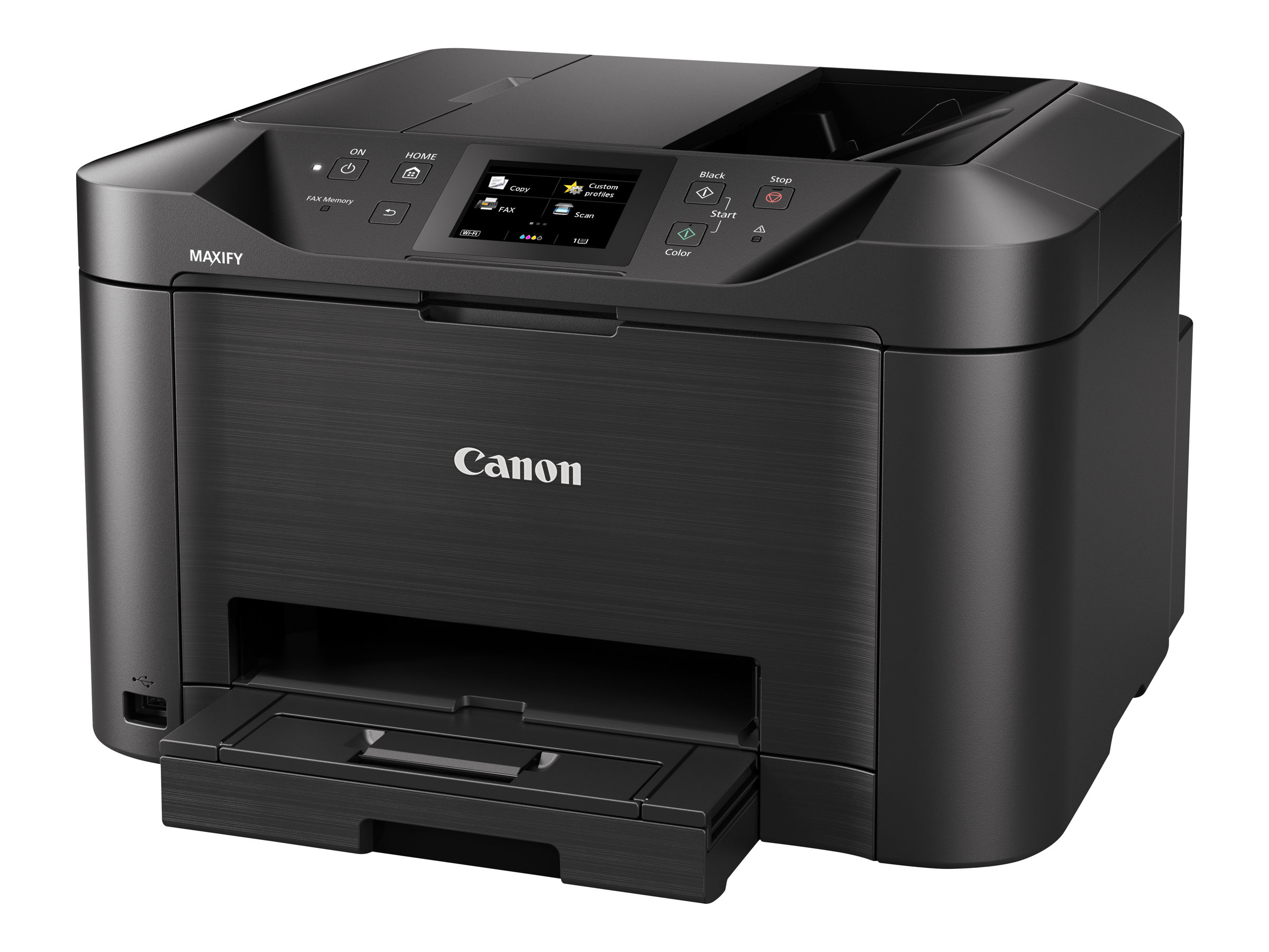 Canon MAXIFY MB5150 - Multifunktionsdrucker - Farbe - Tintenstrahl - A4 (210 x 297 mm), Legal (216 x 356 mm) (Original) - A4/Legal (Medien)
