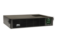 Tripp Lite UPS Smart 1500VA 1350W Rackmount AVR 120V Pure Sine Wave USB DB9 SNMP Extended Run 2URM - UPS (rack-mountable) - AC 120 V - 1.35 kW - 1500 VA - output connectors: 8 - 2U - 19