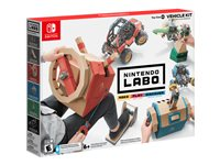 Nintendo Labo Toy-Con 03 Vehicle Kit - Zubehörset