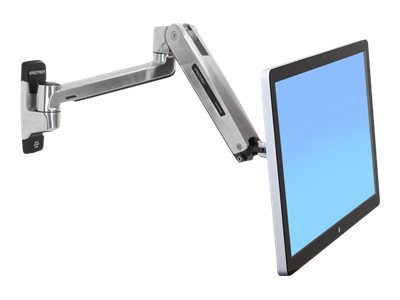 Ergotron Lx Hd Sit Stand Wall Mount Lcd Arm