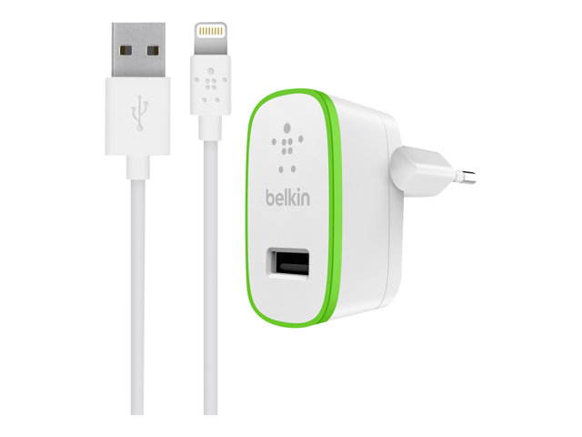 Belkin BOOST?UP Home Charger+Cable - adaptateur secteur