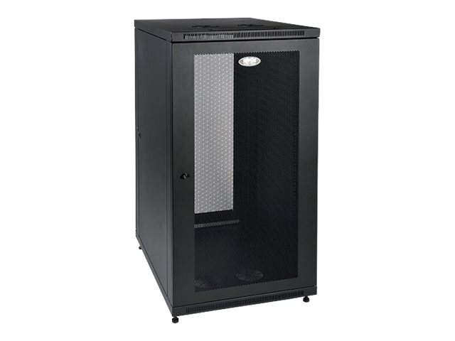 "Tripp Lite 24U Rack Enclosure Server Cabinet 33"" Deep w/ Doors & Sides rack - 24U"