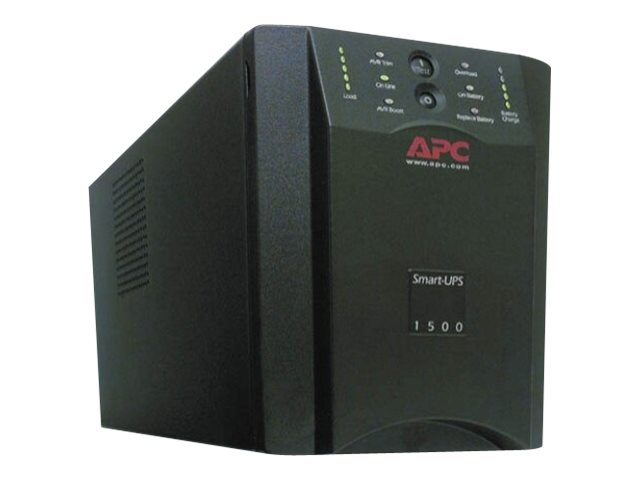 APC Smart-UPS 1500VA Shipboard - UPS - 980 Watt - 1440 VA - not sold in CO, VT and WA