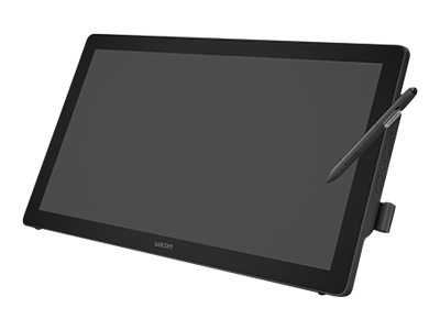 Wacom DTK-2451 Digitizer w/ LCD display 20.7 x 11.7 in electromagnetic wired USB  image