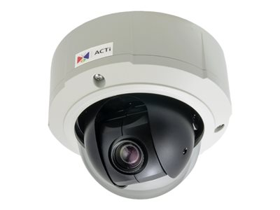 ACTi B97A Network surveillance camera PTZ outdoor vandal / weatherproof