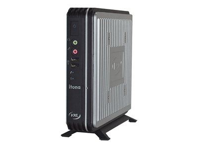 VXL Itona IQ-B50 Thin client USFF 1 x Celeron J1900 / 2 GHz RAM 8 GB flash 32 GB