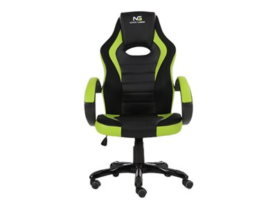 Nordic Gaming Charger Gaming Chair Green Black