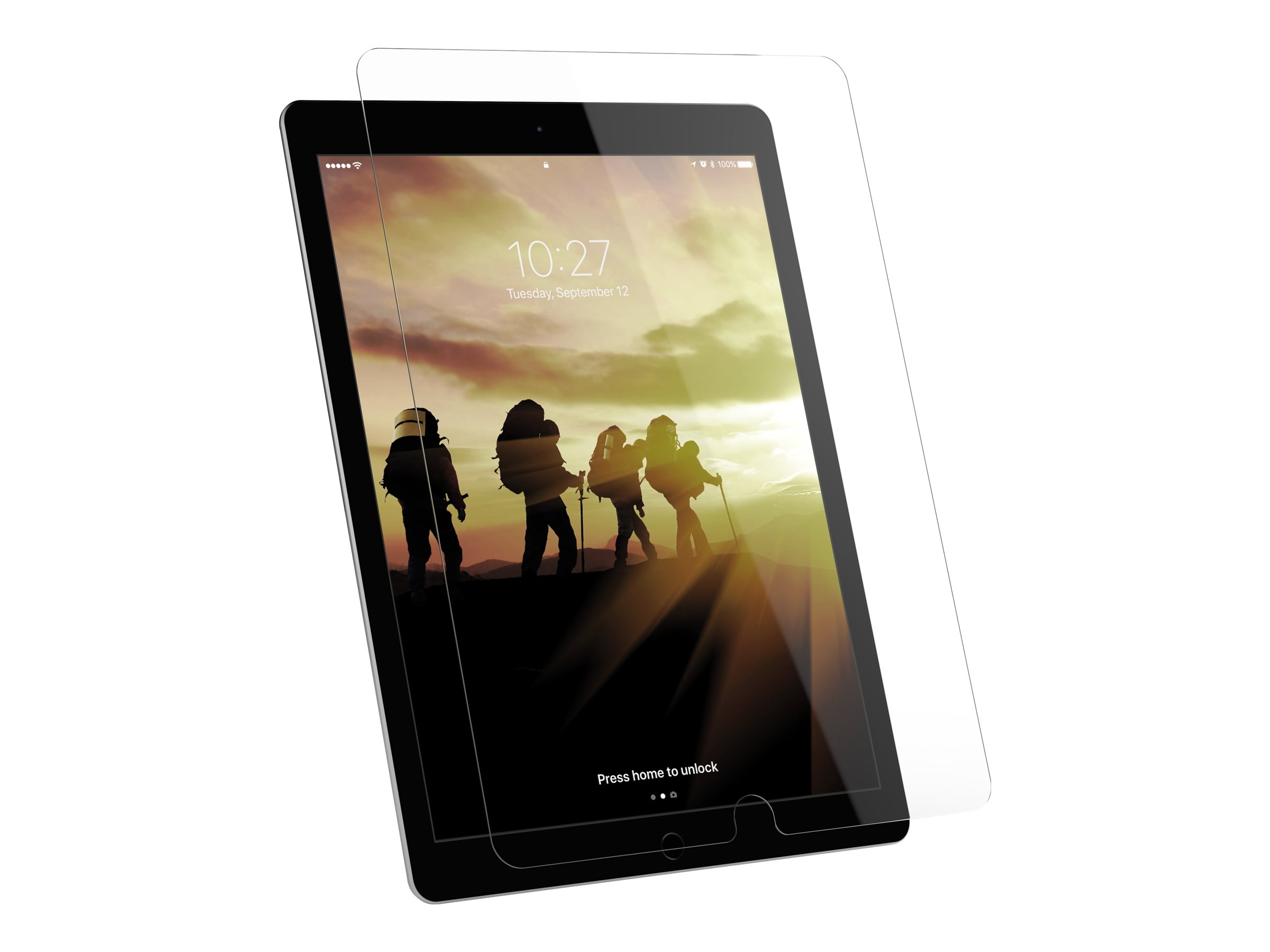 UAG Tempered Glass Shield for iPad Pro 12.9-inch (2017) & (1st Gen) - screen protector
