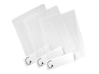 Zebra - Screen protector for data collection terminal (pack of 5) - for Zebra TC8000 Premium, TC8000 Standard
