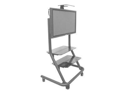 Chief PPCU Cart for flat panel black screen size: up to 61INCH