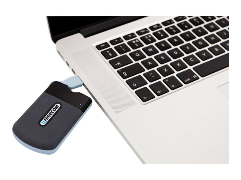 Freecom ToughDrive Mini - Solid-State-Disk - 256 GB - extern (tragbar) - USB 3.0