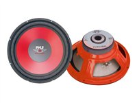 PYLE Red Label Series PLW15RD
