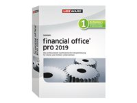 Lexware financial office pro 2019 - Box-Pack (1 Jahr)