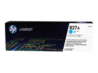 HP 827A Cyan original LaserJet toner cartridge (CF301A)