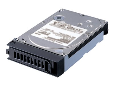 BUFFALO OP-HD Series OP-HD1.0T/4K Hard drive 1 TB removable 3.5INCH SATA 3Gb/s