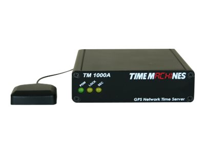 TimeMachines TDSourcing TM1000A - network time server