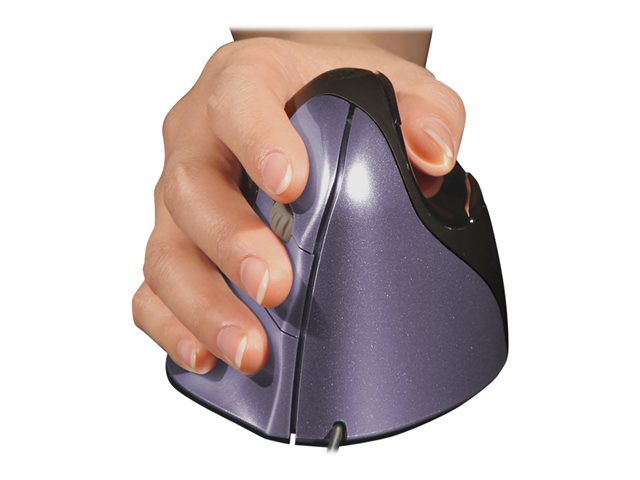 Image of Evoluent VerticalMouse 4 Small - mouse - USB