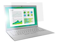 """3M Anti-Glare Filter for 14"""" Widescreen Laptop - Notebook anti-glare filter - 14"""" wide - clear"""