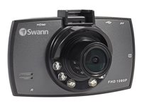 Swann SWADS-130DCM Dashboard camera 1080p 2.1 MP G-Sensor