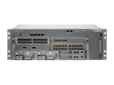 Juniper MX-series MX104 Promotional Bundle - router - rack-mountable