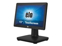 EloPOS System i3 All-in-one 1 x Core i3 8100T / 3.1 GHz RAM 4 GB SSD 128 GB