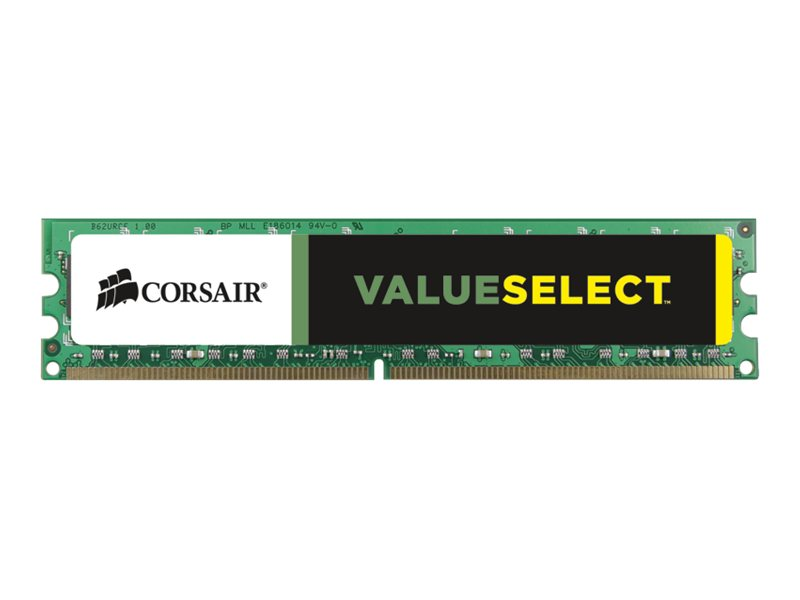 Corsair Value Select - DDR2 - 2 GB - DIMM 240-PIN - 667 MHz / PC2-5300 - CL5