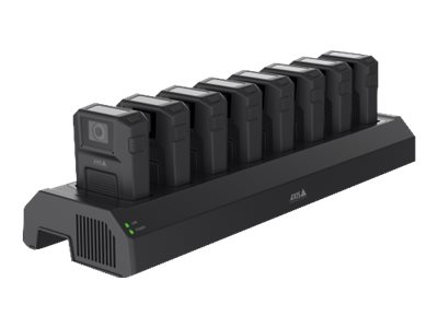 Axis W701 Docking Station 8-bay Charge and sync station 80 Watt black United States