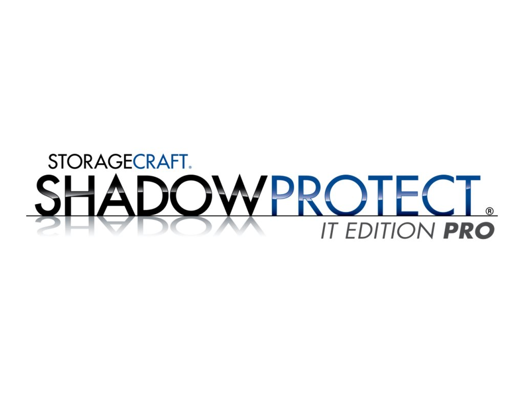 ShadowProtect IT Edition Pro (v. 5.x) - subscription license (1 year) + 1 Year Maintenance - 1 technician