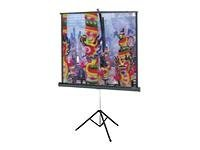 Da-Lite Versatol Projection screen with tripod 100 in (100 in) 4:3 Matte White
