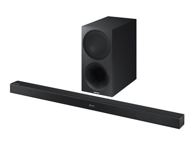 Samsung HW-MM45C Sound bar system 2.1-channel wireless Bluetooth App-controlled
