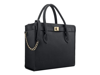 SOLO Executive Collection Tote Notebook carrying case 15.6INCH black