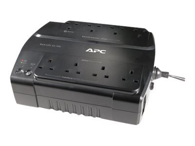 APC BE700G-UK Power-Saving Back-UPS ES 8 Outlet