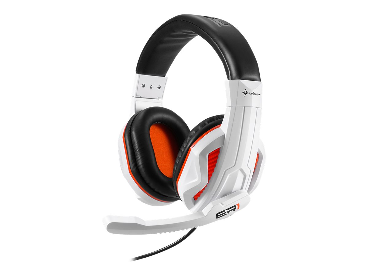Sharkoon Rush ER1 - Headset - Full-Size