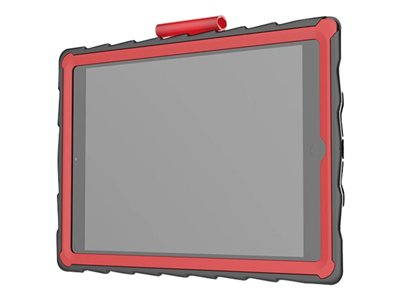 Gumdrop Hideaway Protective case for tablet rugged rubber black, red 9.7INCH