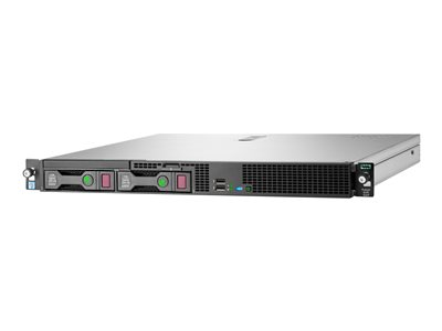 HPE ProLiant DL20 Gen9 Base Server rack-mountable 1U 1-way 1 x Xeon E3-1220V6 / 3 GHz